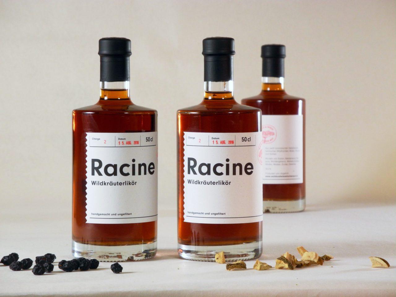 Racine - Wildkräuterlikör
