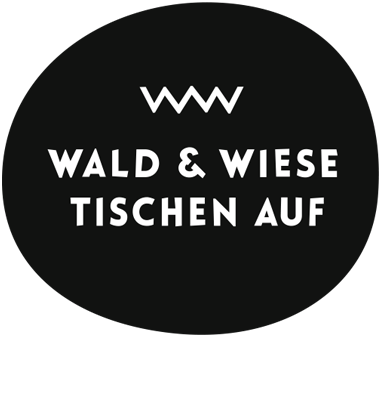 Logo Wald und Wiese tischen auf